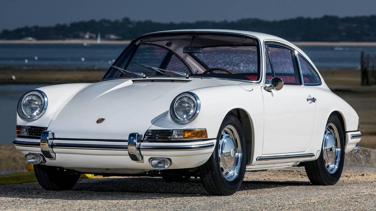 Porsche 911 (1963 - 1973)