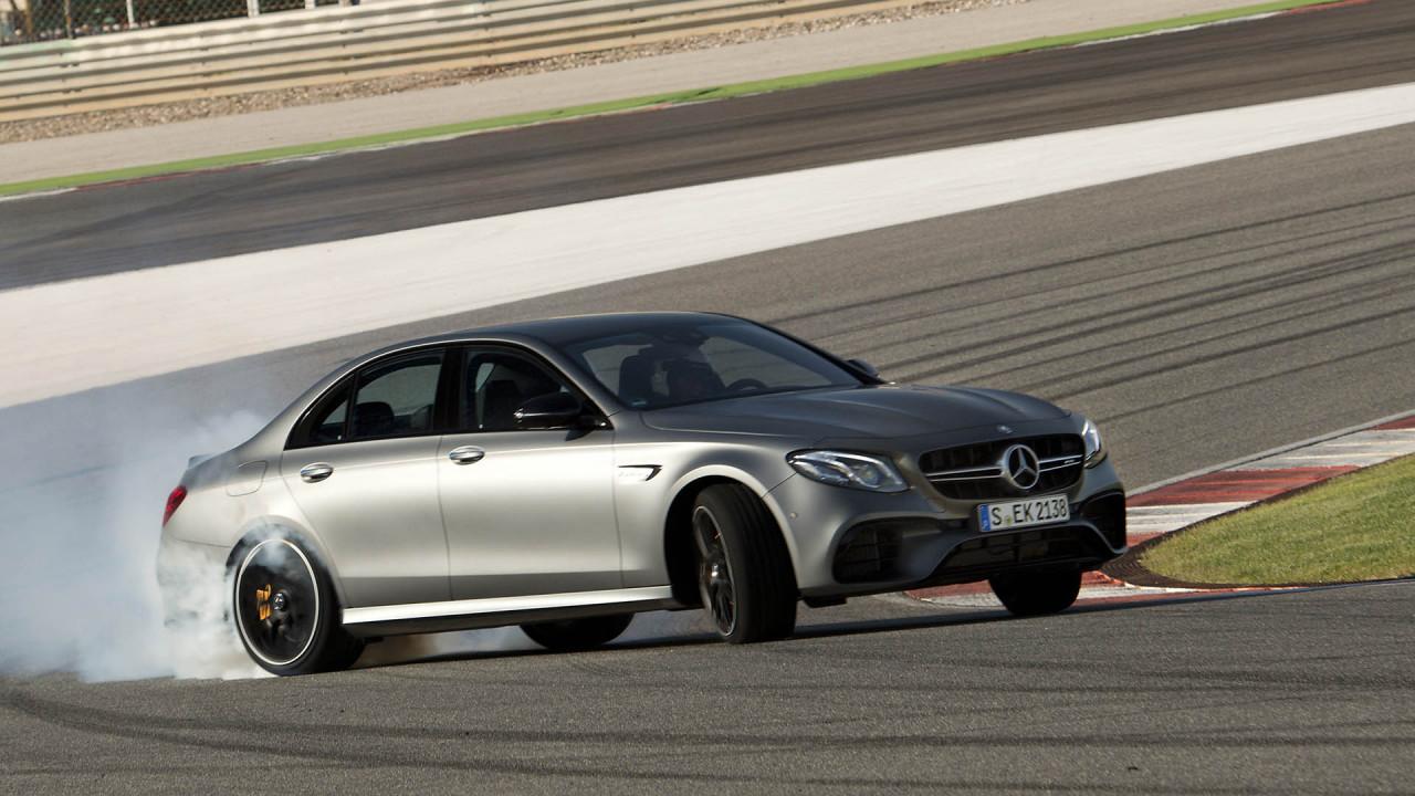 Platz 7: Mercedes-AMG E 63 S; Leistung: 612 PS