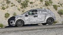 Flagra: Renault Clio 2019 roda ao lado do atual