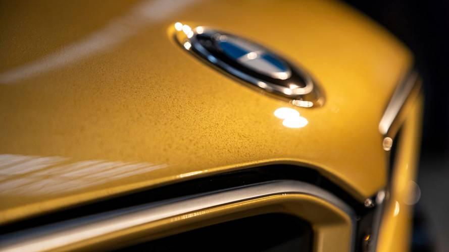 """BMW планирует вывести на рынок """"бюджетный"""" электромобиль"""