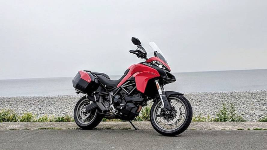 2018 Ducati Multistrada 950: The Goldilocks Bike