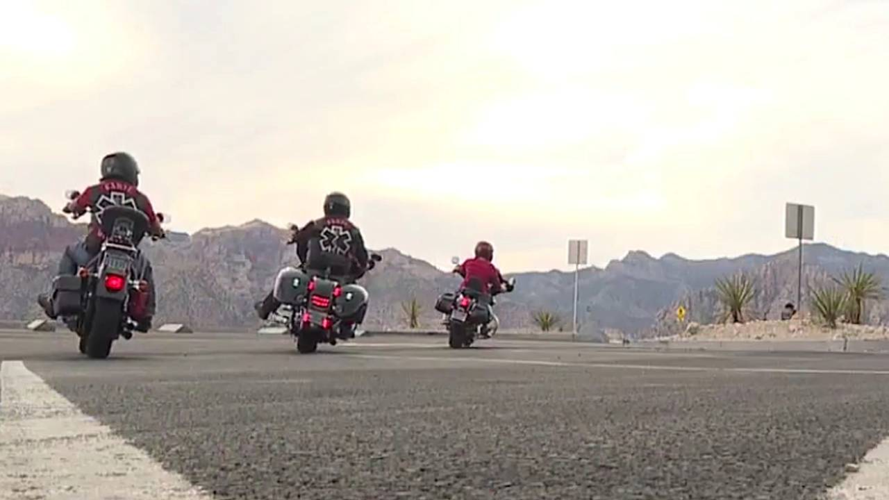 Meet Carpe Mortem: The All-Medic Motorcycle Club