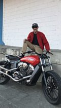 Indian: Want a Scout FTR1200? Make One Yourself!
