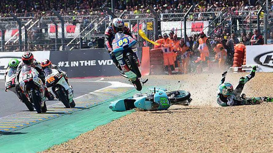 Jakub Kornfeil Pulls Off Amazing Save at French Grand Prix
