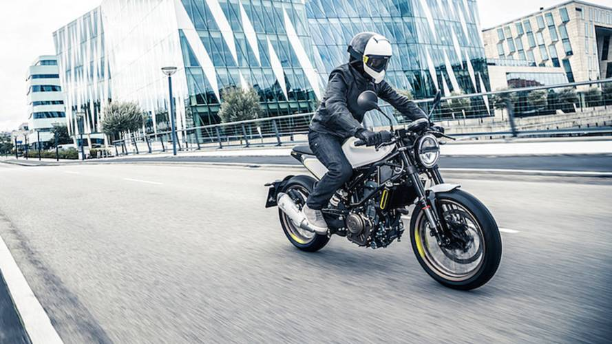 About Damn Time: Husqvarna Finally Releases New Street Bikes