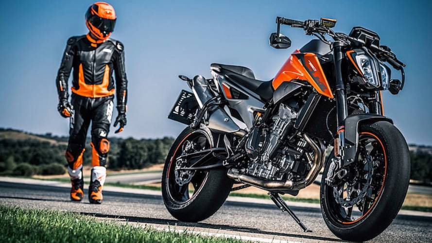 KTM Launches 2018 PowerWear Street Collection