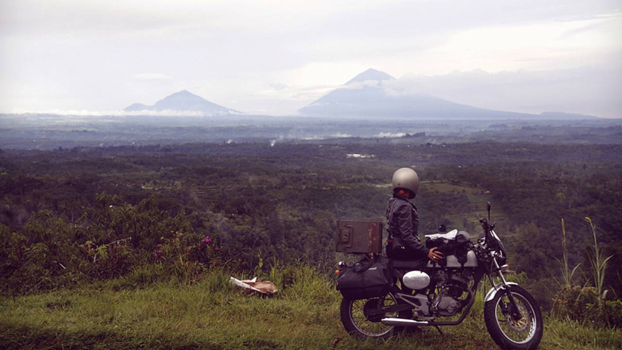 Aileen Silvestris Set Out on a Moto Quest and You're Invited