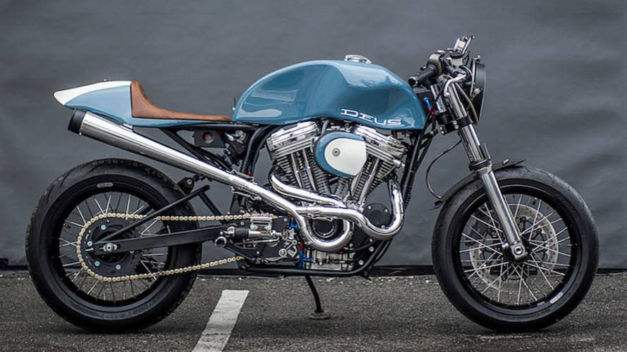 Bike of the Week: Bel Air 1200 by Deus Customs