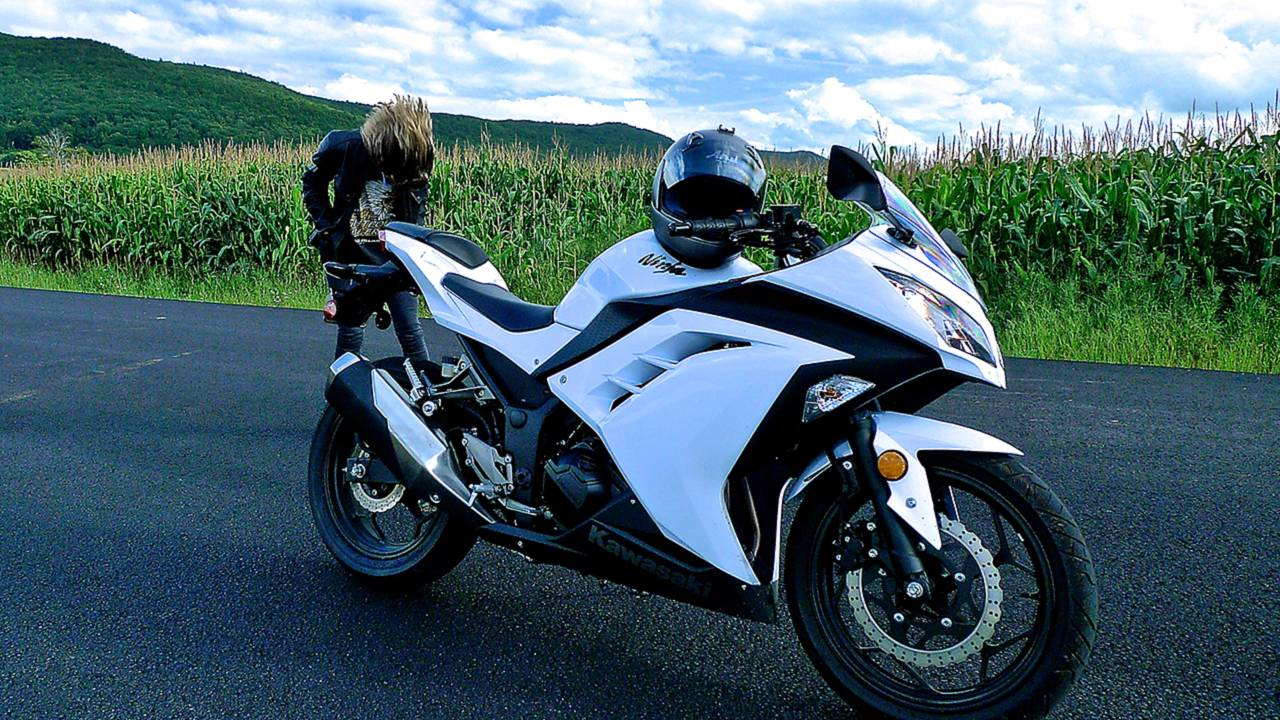 Review: 2013 Kawasaki Ninja 300