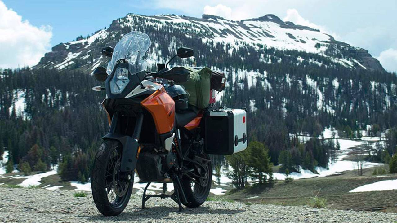 The 2015 KTM 1190 Adventure Review: Crossing the USA From Coast to Coast