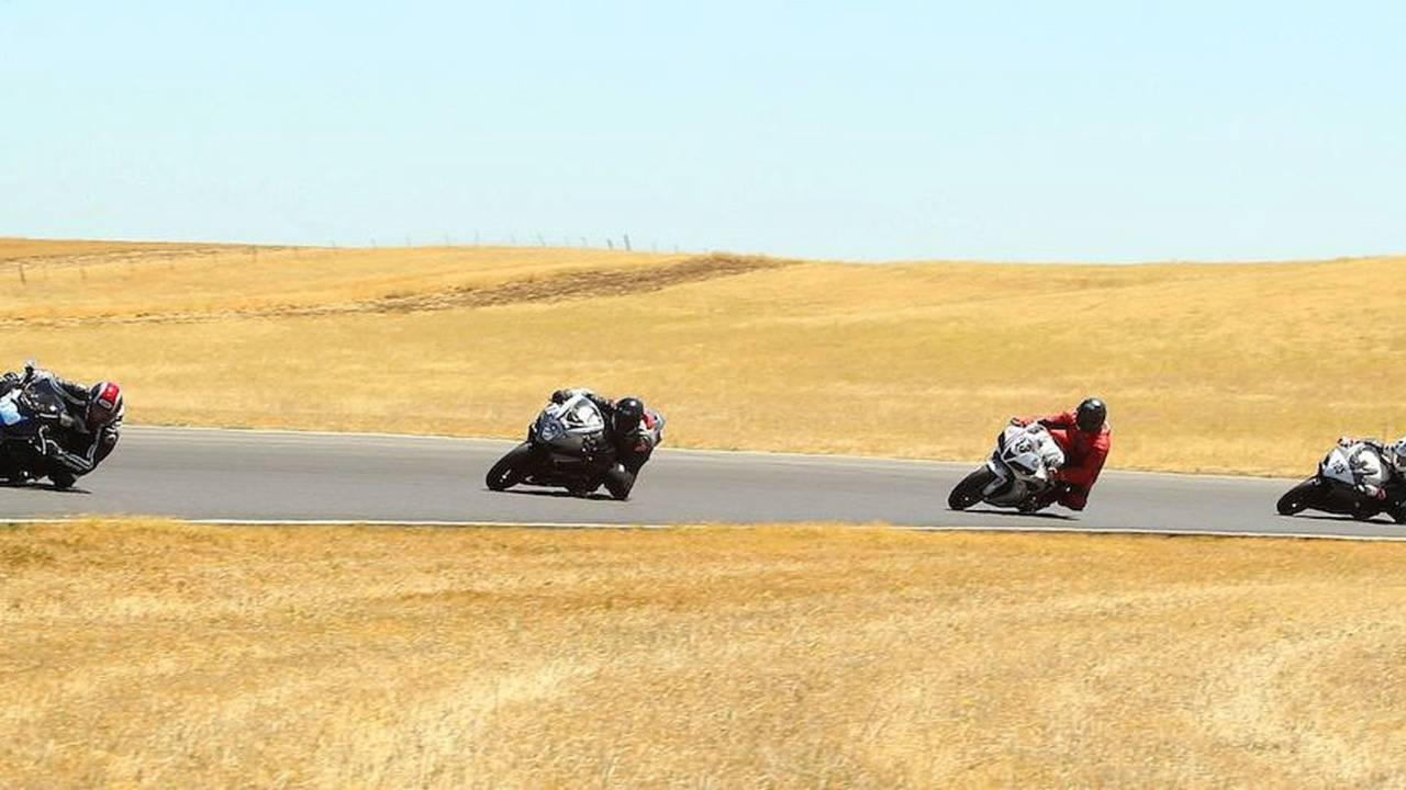 Pacific Track Time at Thunderhill