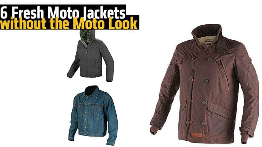 6 Fresh Moto Jackets without the Moto Look