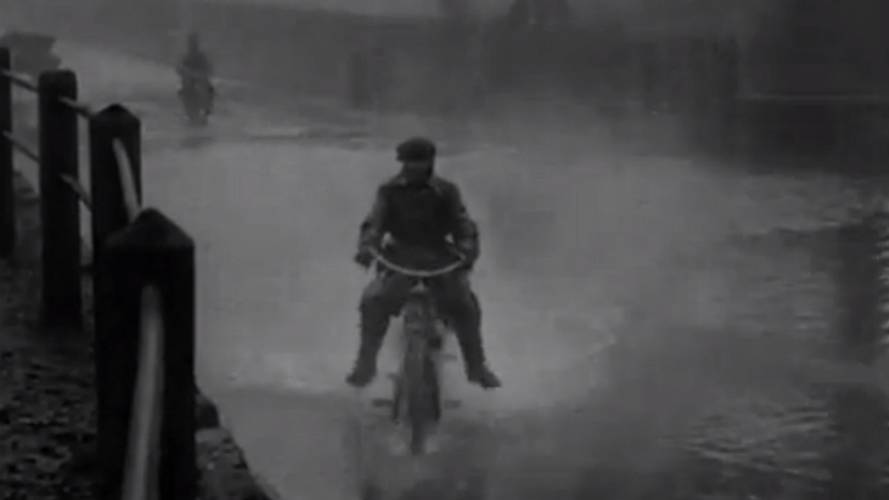 Film Vault: Testing British Army Motorcycles in 1915