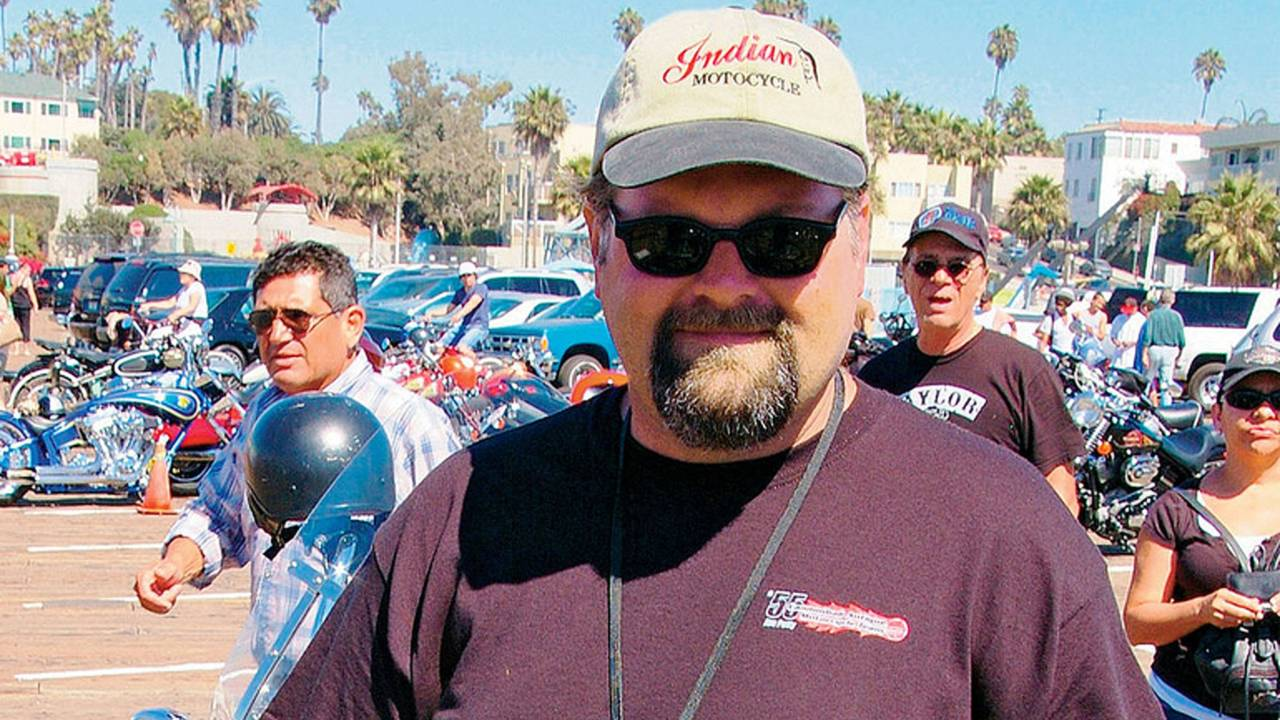 Lonnie Isam, Motorcycle Cannonball Founder, Dies in Sturgis
