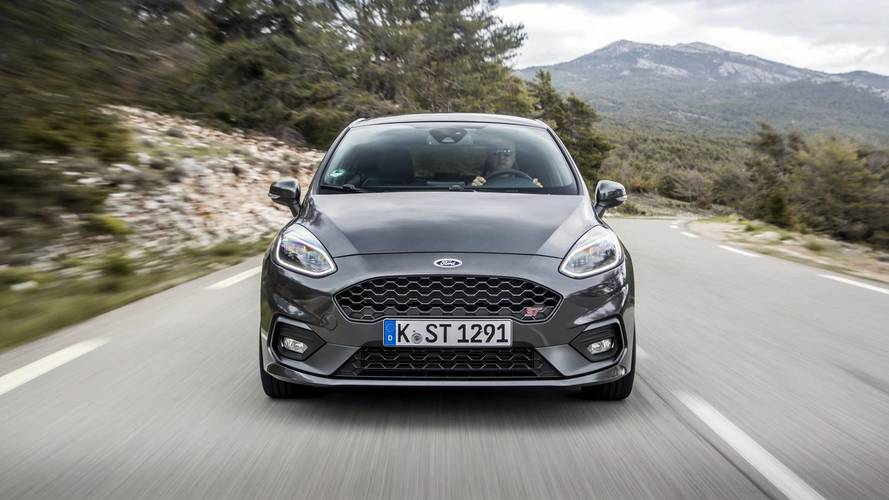 Hot new Fiesta ST is available to order at a surprising price