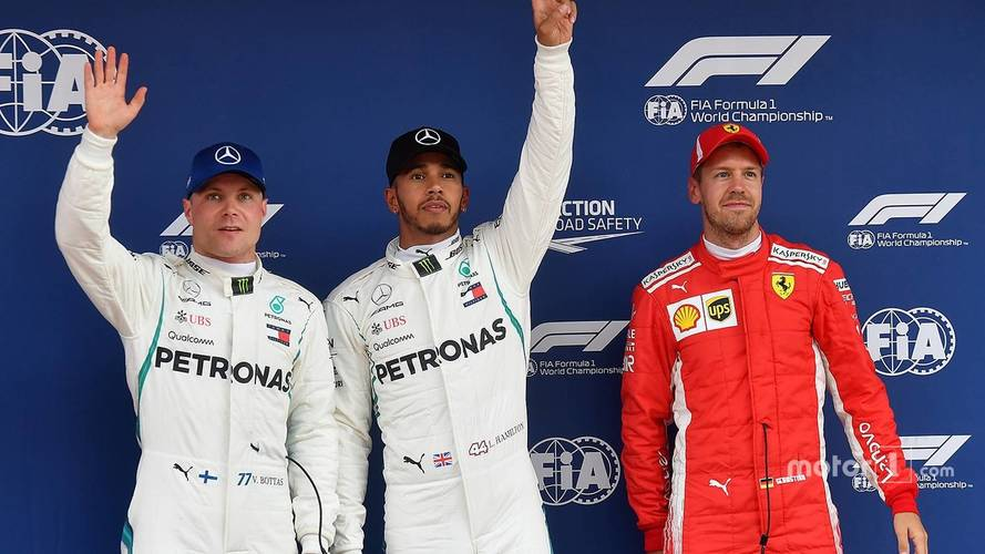 2018 F1 Spanish GP: Hamilton Beats Bottas To Pole By 0.040s
