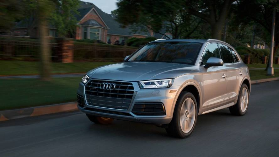 Audi Estimates SUVs Will Account For Half Of Sales By 2025