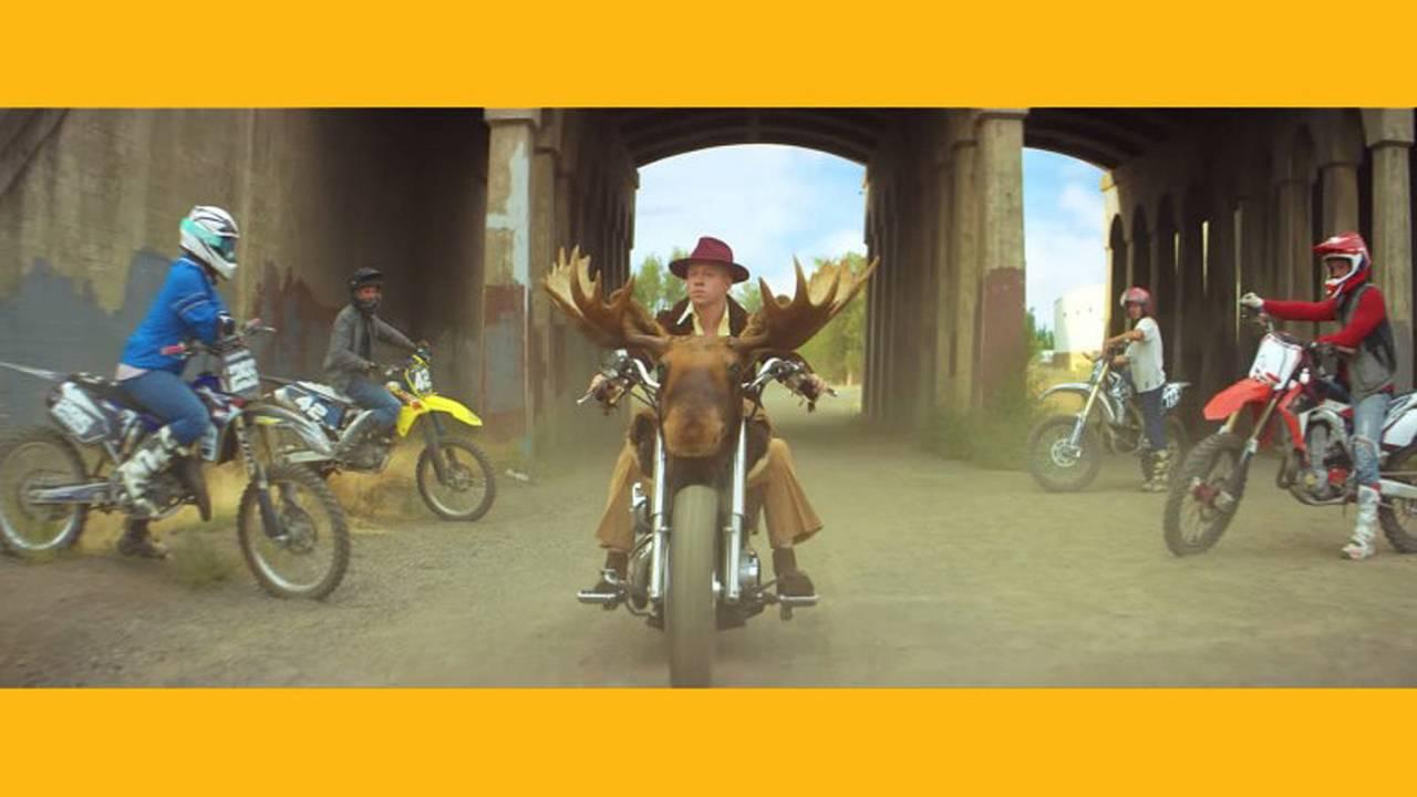 7 Moto-Music videos (almost) as good as Macklemore's 'Downtown'