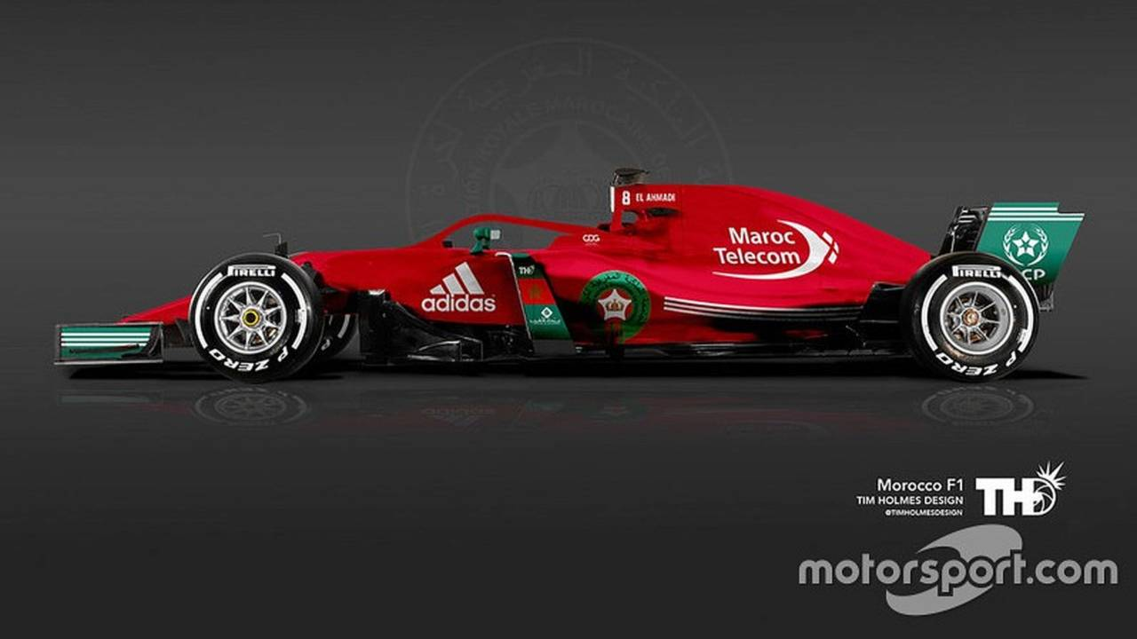 F1 Team Marrocos