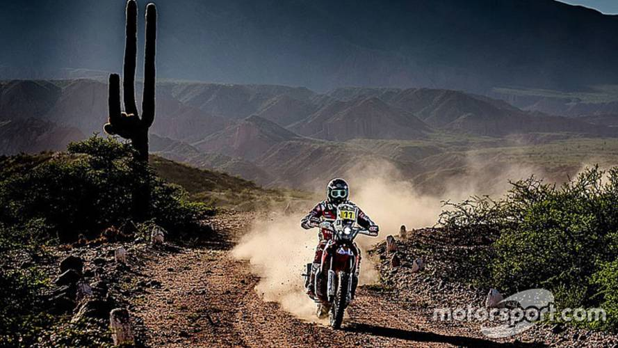 2017 Dakar Rally – Stage 4 Results