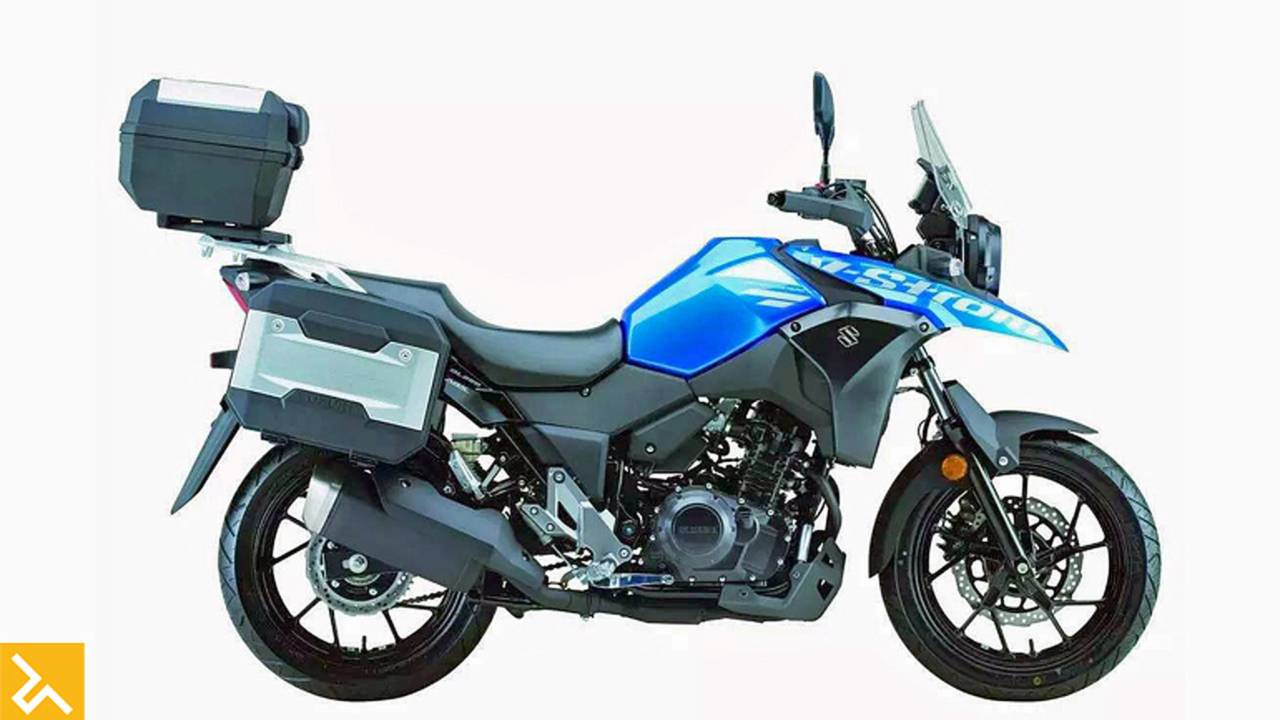 New Suzuki V-Strom 250 and GSX250R Coming To Europe?
