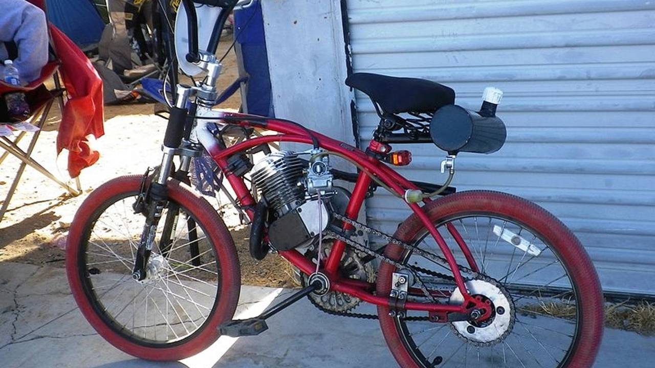 SoCal Motor Bicycle Racing at Grange Motor Circuit