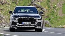 Audi RS Q8 Spy Shots