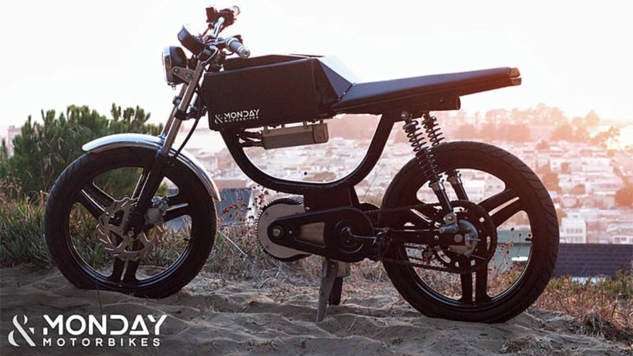 Monday Motorbikes Releases New Electric Bicycle