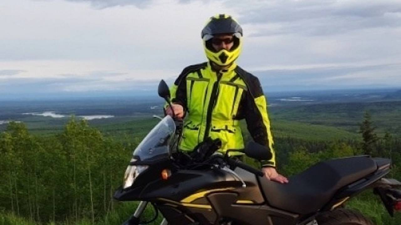 Alaska to Argentina on a Honda CB500X