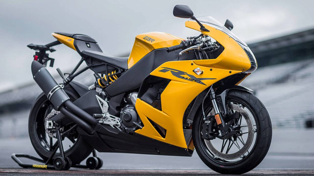 Erik Buell Racing Assets for Sale!
