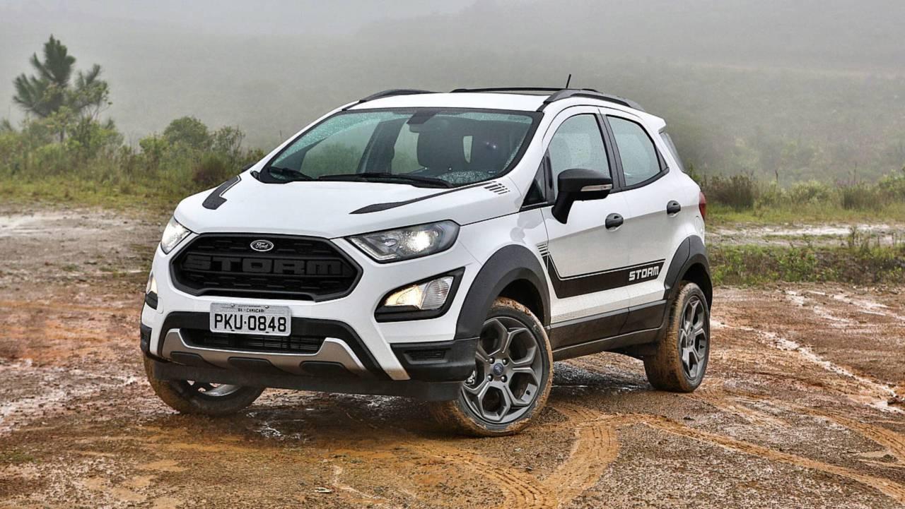 Ford EcoSport Raptor