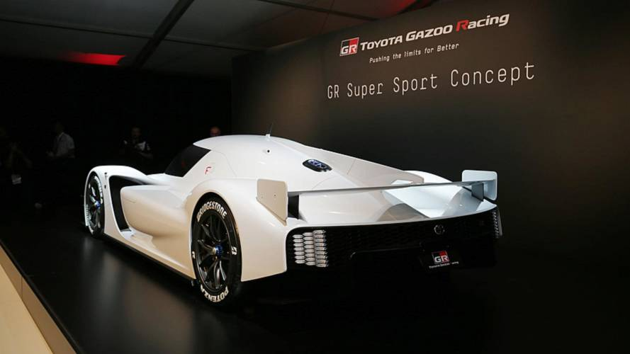 Toyota может свернуть разработку гиперкара из-за аварии