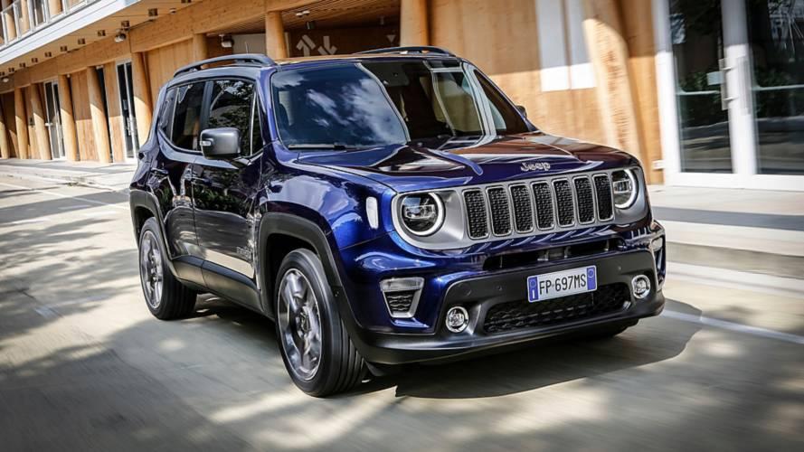 Jeep Renegade (2019) 1.3 T-GDI mit 180 PS: Neuer Motor für kleines SUV