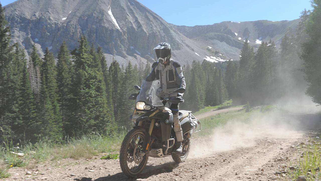 RideApart Review: 2014 BMW F 800 GS Adventure