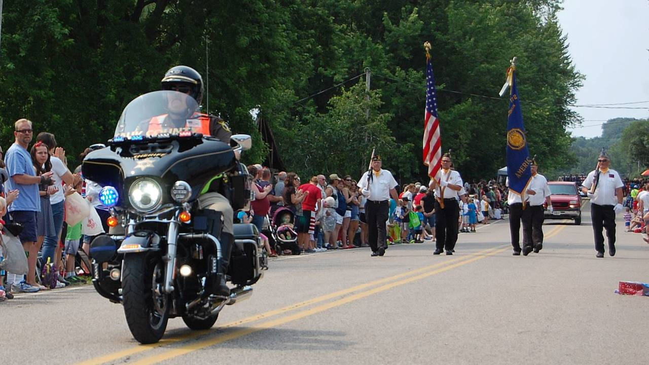 Following Kuralt: A 4th of July Recap from Witwen Wisconsin