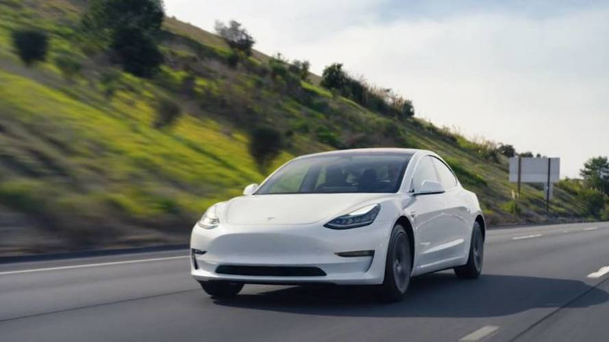 Tesla Model 3 Surges To Top 10 In U.S. Car Sales In July