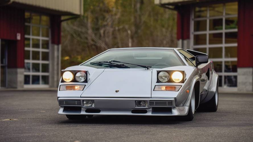 Guide d'achat - Lamborghini Countach (1974-1990)