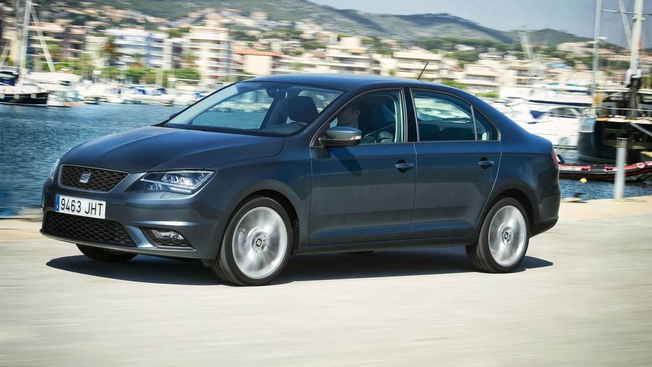 2.- SEAT Toledo 1.0 TSI 110 CV: si buscas un maletero amplio