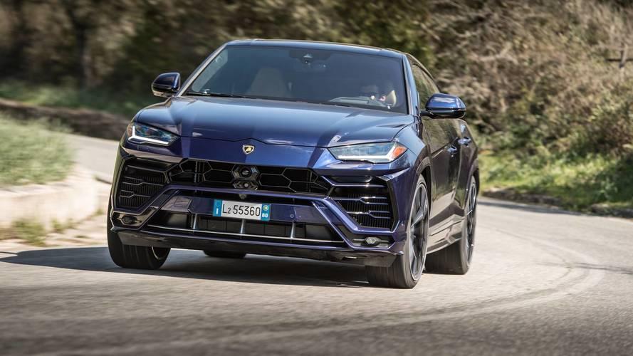 Lamborghini rappelle ses Urus vendus aux USA