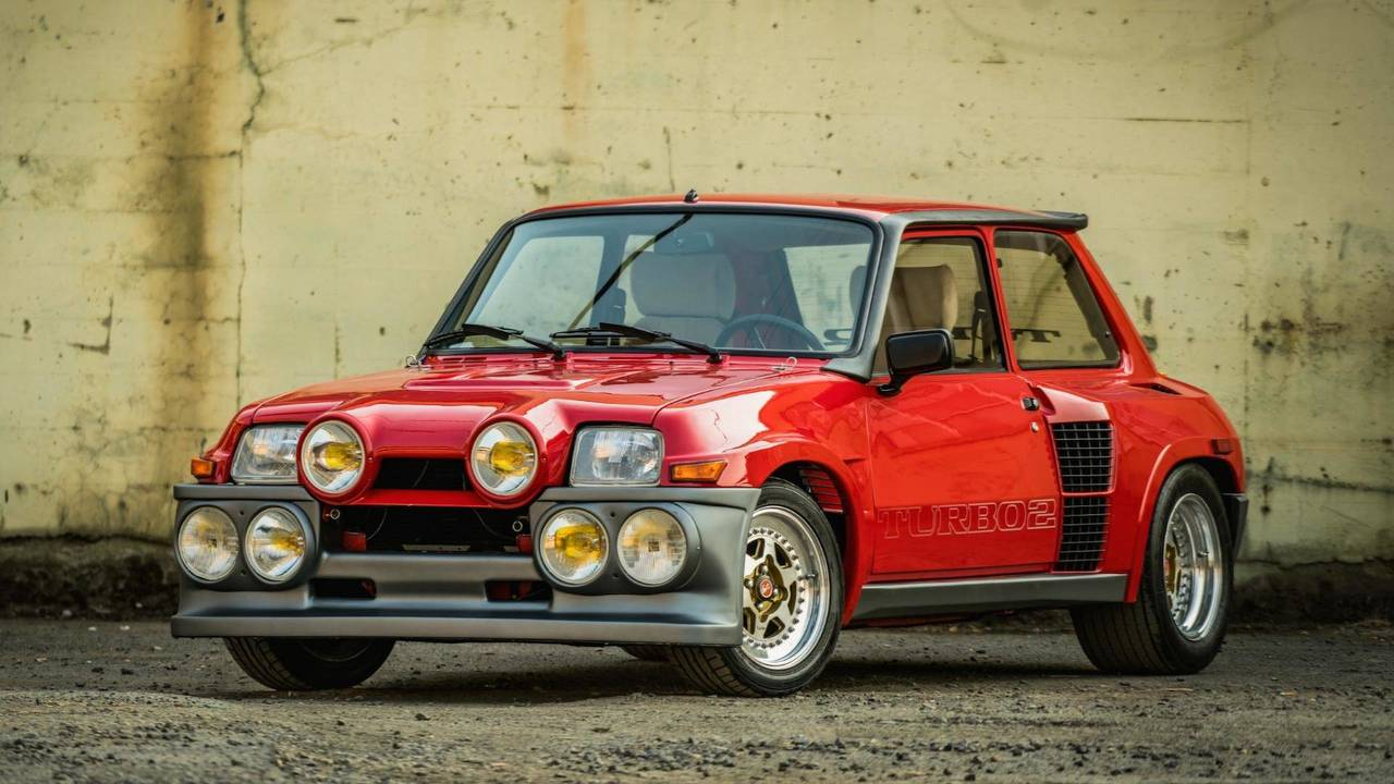 Renault 5 Turbo EVO 2