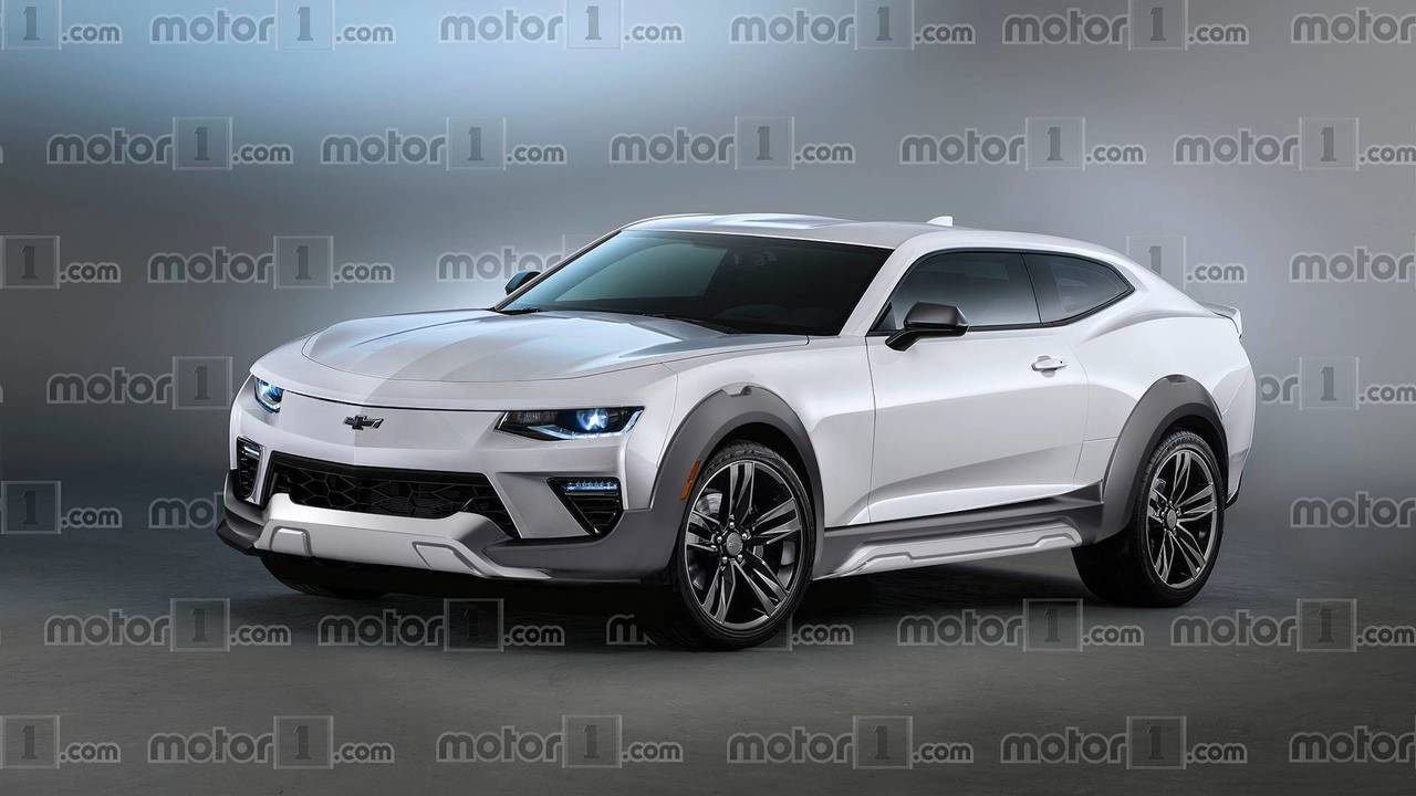 2020 Chevrolet Camaro Price and Release date