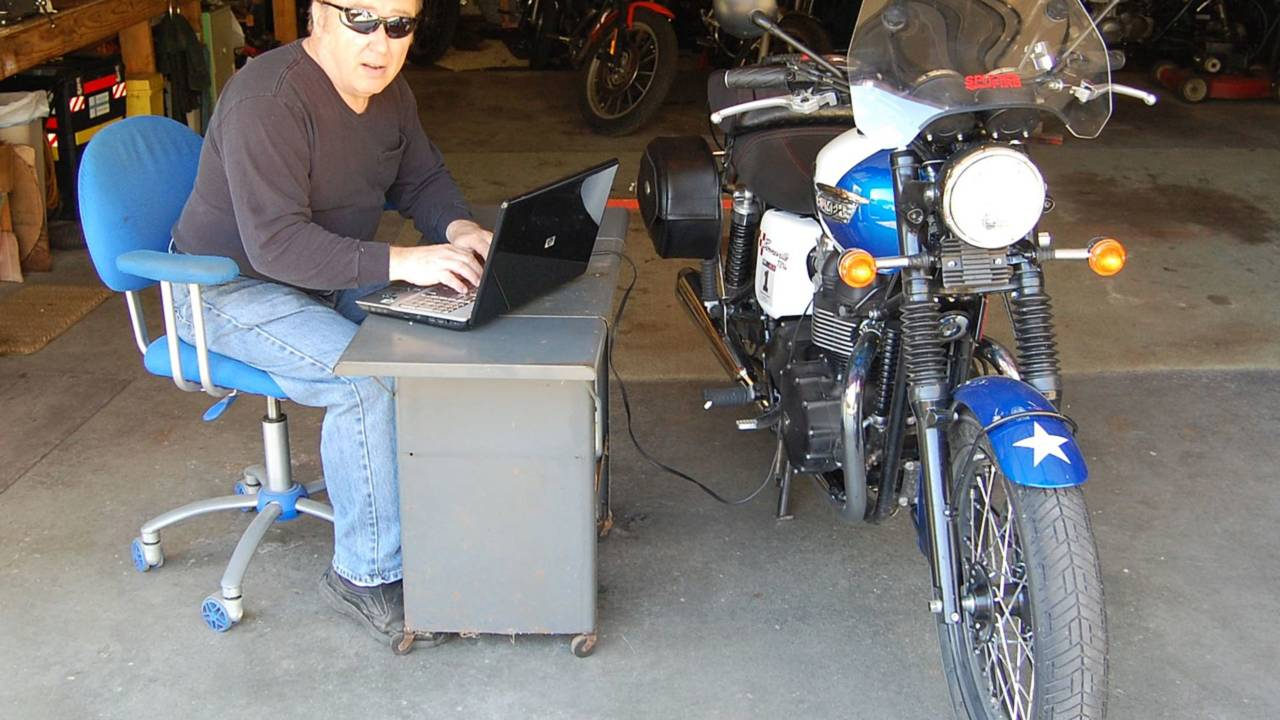 Will U.S. Copyright office decision short-circuit altering a bike's software?