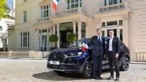DS 7 Crossback ambassade française au Royaume-Uni