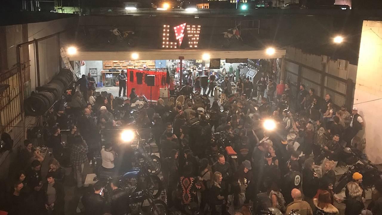 Third Annual Women's Motorcycle Show Recap