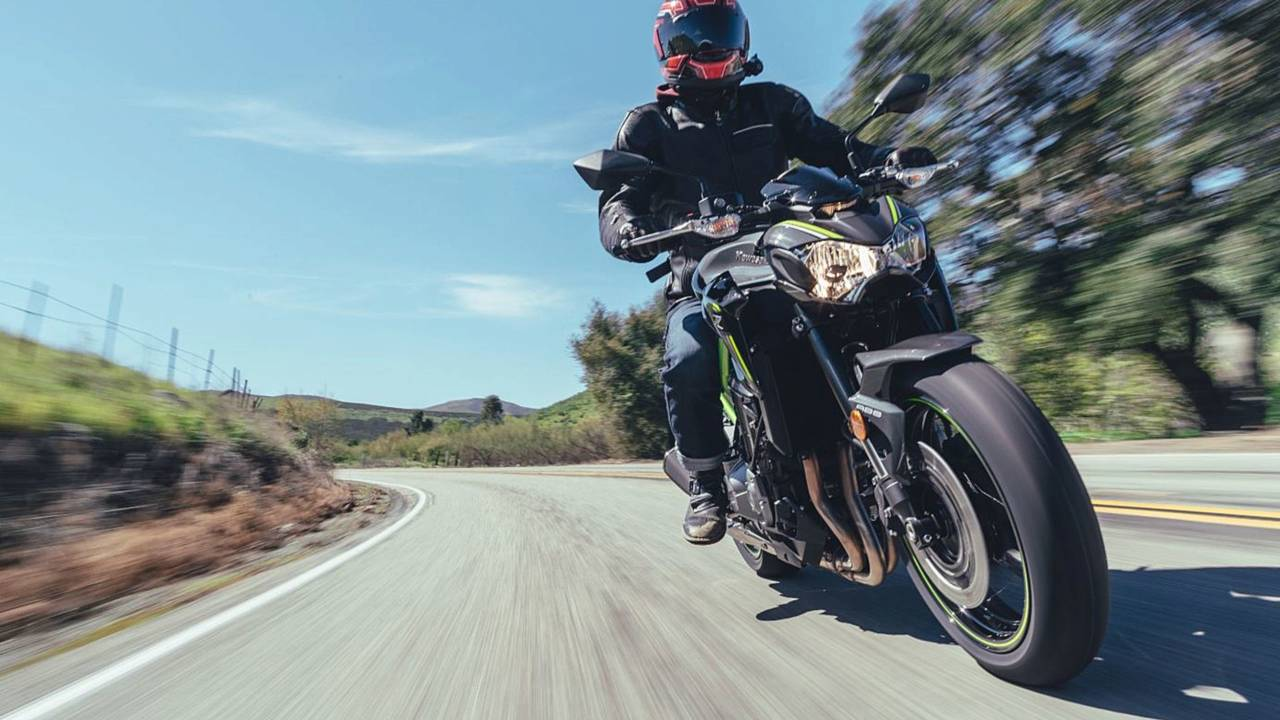 2017 Kawasaki Z900 – First Ride