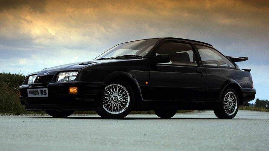 Ford Sierra RS500 Cosworth 1987