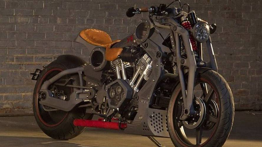 Curtiss Motorcycle Company to Debut in 2018
