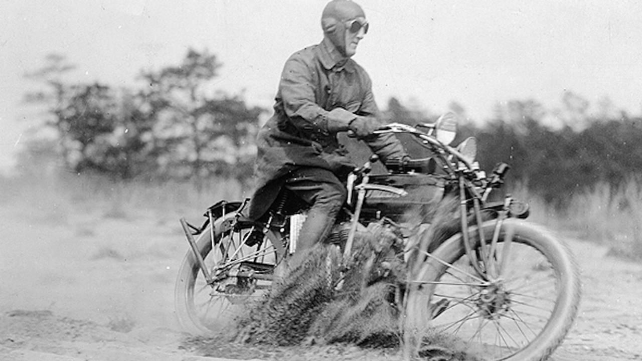 The Story of Cannonball Baker, Badass Riding Legend