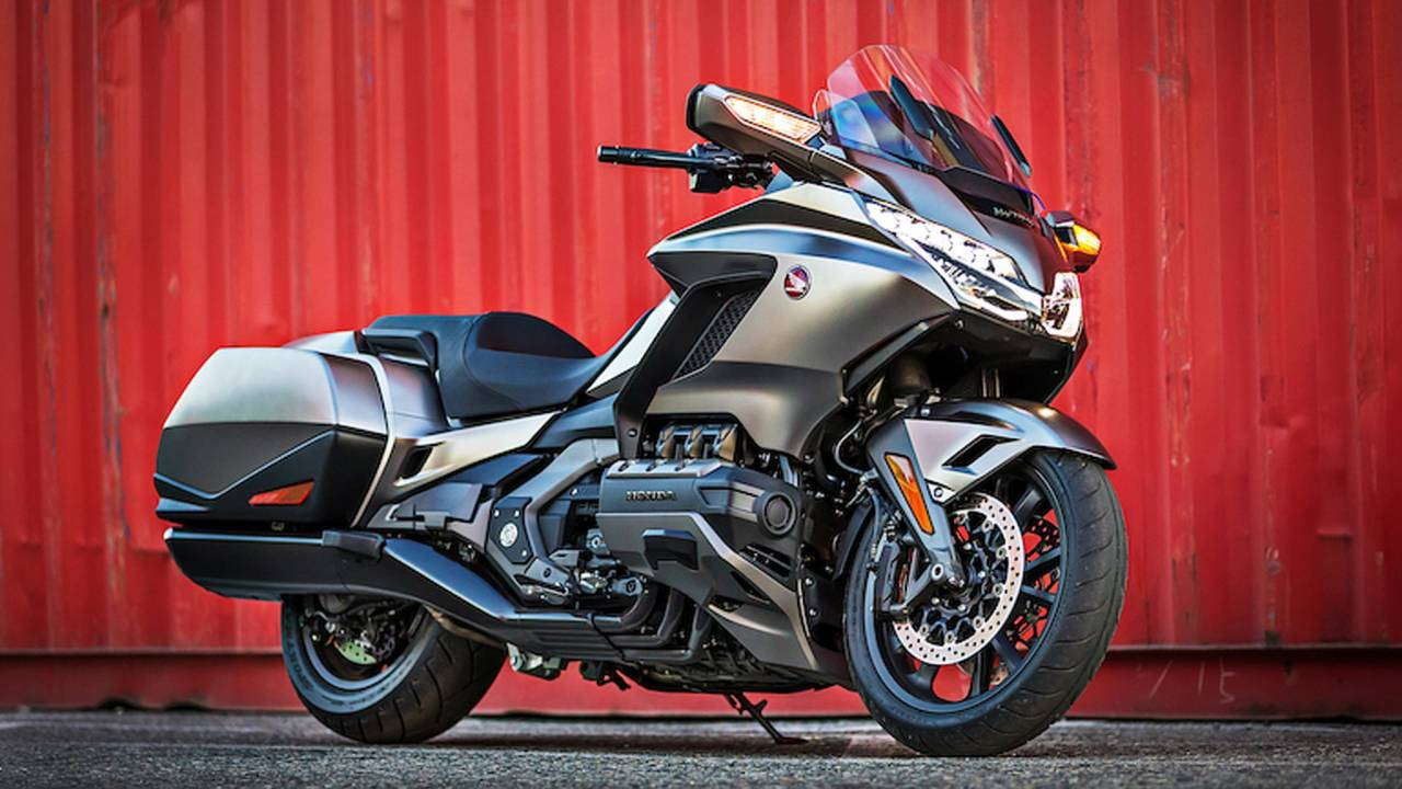 Honda Aims to Recapture  Old Magic With New Gold Wing