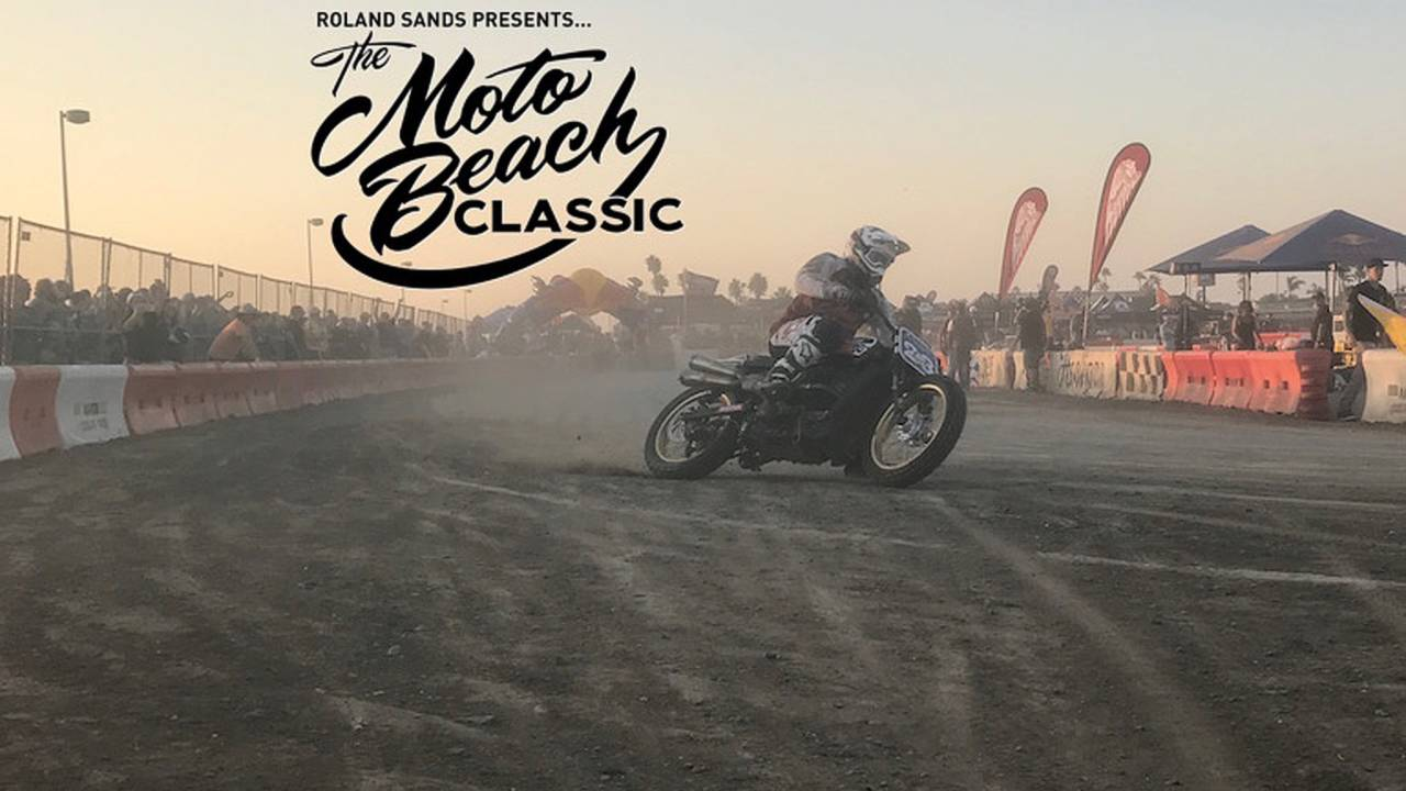 Roland Sands' Moto Beach Classic was Awesome!